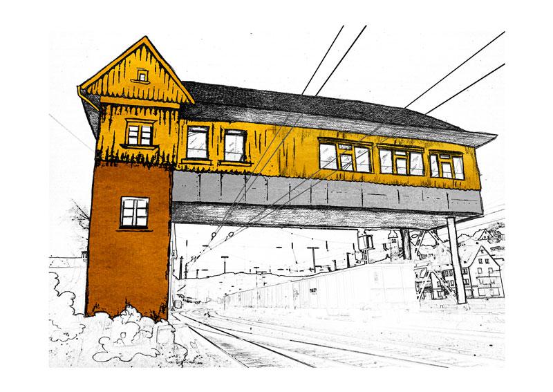 Reiterstellwerk Finnentrop
