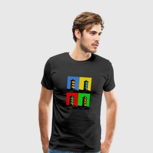 leuchtturm-pilsum-4er-maenner-premium-t-shirt