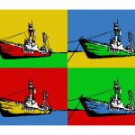 Feuerschiff-Borkum-4er