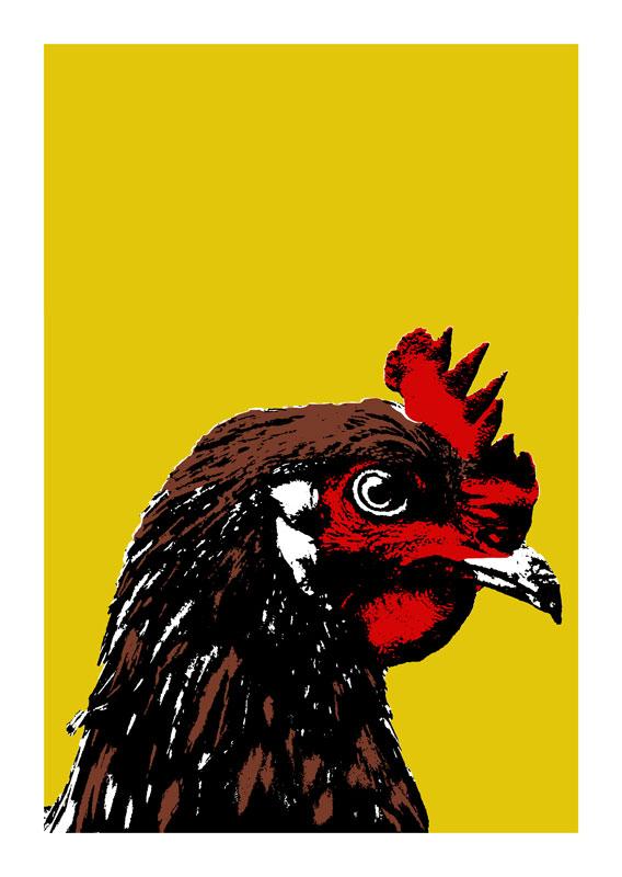 Huhn 2