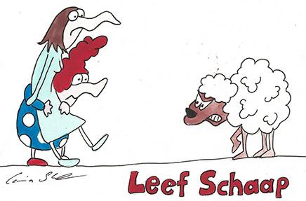 Leef Schaag (Liebes Schaf)