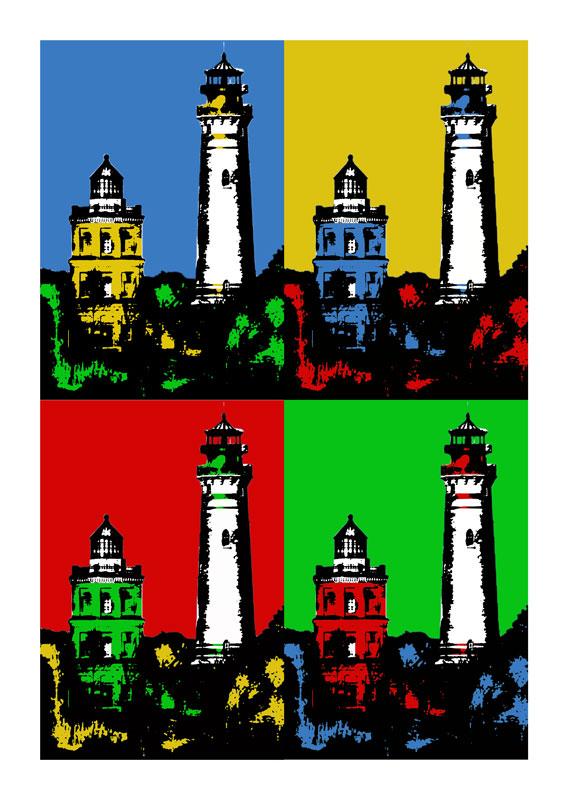 Leuchtturm Rügen