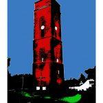 Leuchtturm Borkum (Alt)