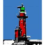 Leuchtturm Hoher Weg