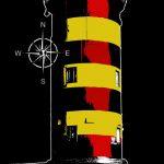 Leuchtturm-Pilsum-seerose
