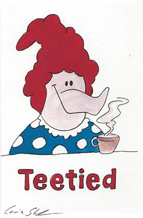 Teetied (Teezeid