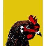 Huhn 3