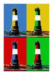 Leuchtturm-Arngast