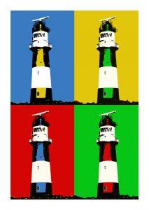 Leuchtturm-Borkum