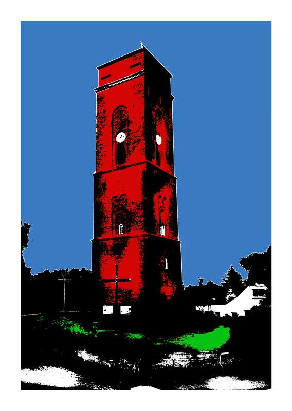 Leuchtturm Borkum (Alter)