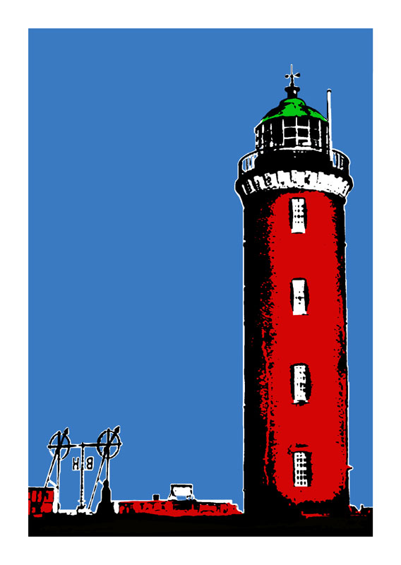 Leuchtturm Cuxhaven
