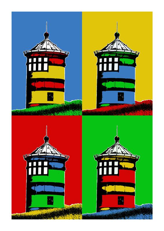 Leuchtturm Pilsum 4 4er