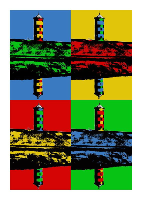 Leuchtturm Pilsum 2 4er