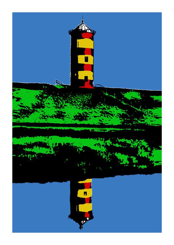 Leuchtturm Pilsum 2