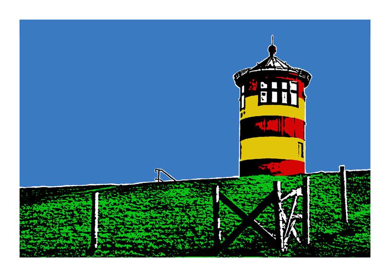 Leuchtturm Pilsum 5