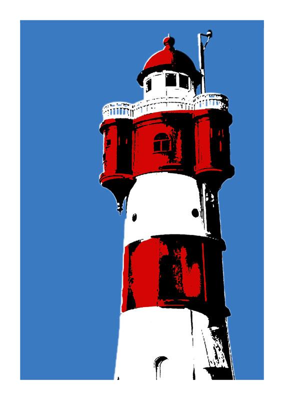 Leuchtturm Roter Sand 2