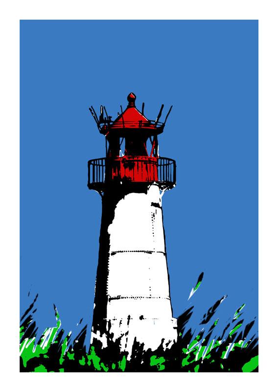 Leuchtturm Sylt / List West