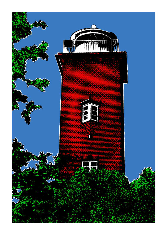 Leuchtturm Sylt Roter Kliff