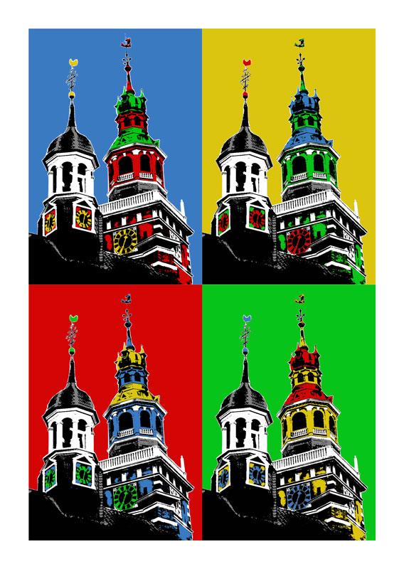 Rathaus Leer 2