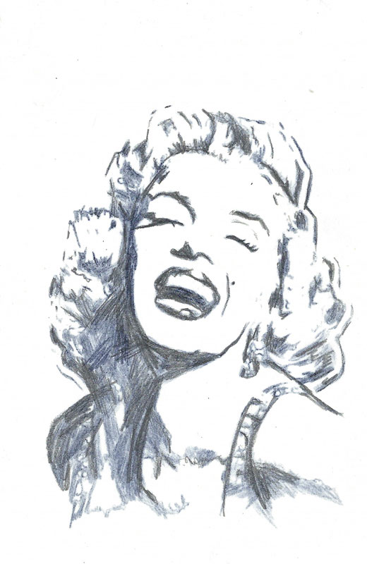 Maryline Monroe (Illdoradismus)