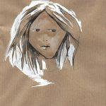 Portrait  (Zeichnung)