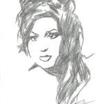 Amy Winehouse einzeln