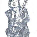 Angus Young Einzeln