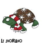 9 Schildkröte
