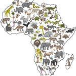 Afruja-Karte