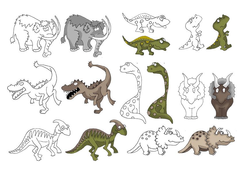 Dinosaurier4
