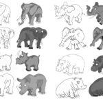Elefanten und co