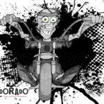 Zombi-Chopperfahrer