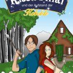 """""""Rissa Fillial und der Aufstand der Kobolde"""" (Cover)"""