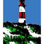Leuchtturm Sylt / List Ost